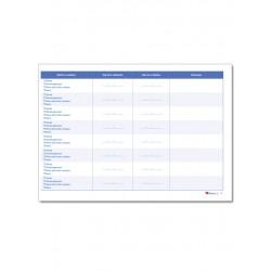 REGISTRE DES RADIATIONS DE LA LISTE ELECTORALE (A001)