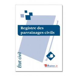 REGISTRE DES PARRAINAGES CIVILS (A007)