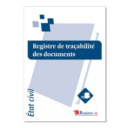 REGISTRE DE TRACABILITE DES DOCUMENTS (A018)