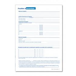 REGISTRE D'ENQUETE PUBLIQUE (A033)