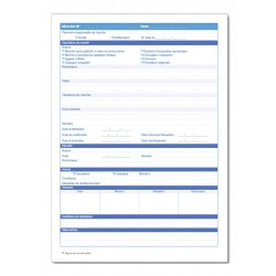 REGISTRE DES MARCHES PUBLICS (A036)