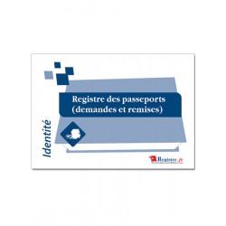 REGISTRE DES PASSEPORTS, DEMANDES ET REMISES (A056)