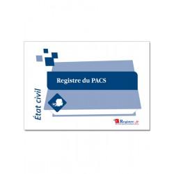 REGISTRE DU PACS (A093)