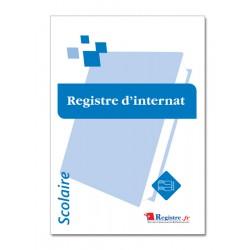 REGISTRE D'INTERNAT (A098)