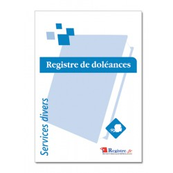 REGISTRE DE DOLEANCES (A099)