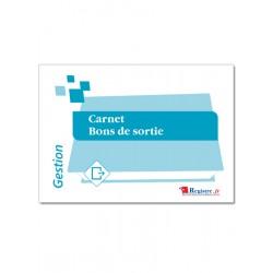 CARNET BONS DE SORTIE (A105)