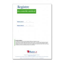 REGISTRE DU CONTROLE MEDICAL (M003)