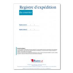 REGISTRE D'EXPEDITION DE COURRIER (M017)