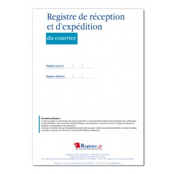 REGISTRE RECEPTION ET EXPEDITION DE COURRIER (M019)