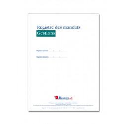 REGISTRE DES MANDATS GESTIONS (M029)