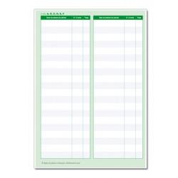 REGISTRE DES PLAINTES ET RECLAMATIONS (M073)