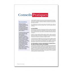 REGISTRE DE SECURITE DES PERSONNES AGEES (P009)