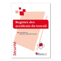 REGISTRE DES ACCIDENTS DU TRAVAIL (P011)