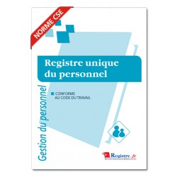 REGISTRE UNIQUE DU PERSONNEL (P021)