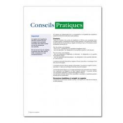 REGISTRE DES STUPEFIANTS (P024)