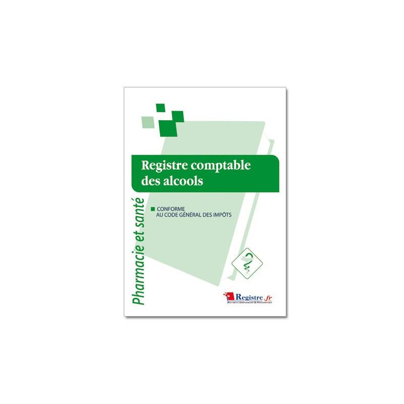 REGISTRE COMPTABLE DES ALCOOLS (P030)