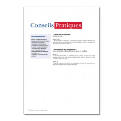 REGISTRE TRANSPORT PAR AUTOCAR LISTE DES OCCUPANTS (P033)