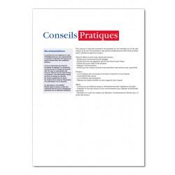 REGISTRE DE SECURITE - PERMIS DE FEU POUR TRAVAUX PAR POINTS CHAUDS (P034)