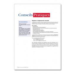 REGISTRE DE SECURITE POUR ERP TYPE N (P037)