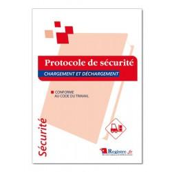 PROTOCOLE DE SECURITE CHARGEMENT ET DECHARGEMENT (P056)