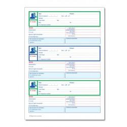 REGISTRE DES VACCINATIONS (P102)