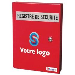 ARMOIRE DE SECURITE POUR REGISTRES - ROUGE (RAC01)