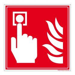 Signalisation d'incendie - Indicateur incendie