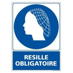 Signalisation d'obligation - Resille obligatoire