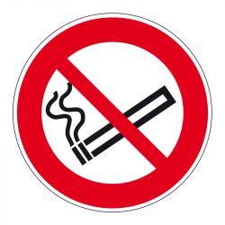 Signalisation d'interdiction - Interdit de fumer