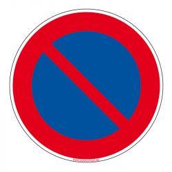 Signalisation de parking / stationnement - Stationnement interdit