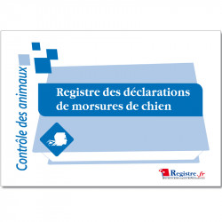 REGISTRE DES DECLARATIONS...