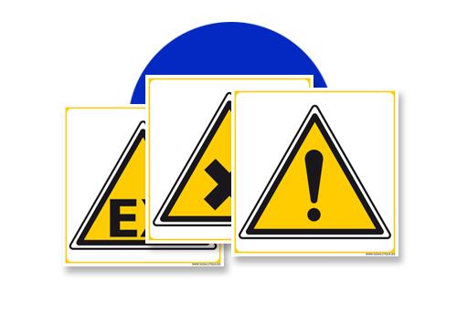 Signalisation danger