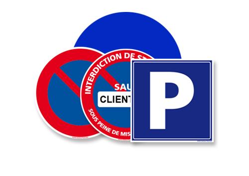 Signalisation stationnement & parking